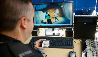 Stock image depicting an action related to Introduction to Body Worn Camera Video Analysis for IA Investigators (Online)