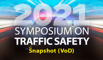 Stock image depicting an action related to 2021 Symposium on Traffic Safety Snapshot (VoD)