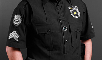 Stock image depicting an action related to Body Worn Cameras for Law Enforcement (Online)