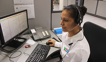 Stock image depicting an action related to Stress Recognition and Resolution for Telecommunicators (Online)