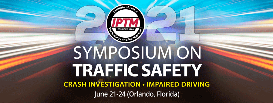 Symposium on Traffic Safety Banner