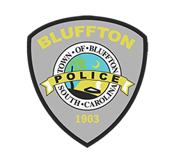 Bluffton Police Department Badge