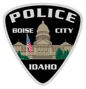 Boise Police Department Badge