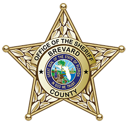 Brevard County Sheriff's Office Badge