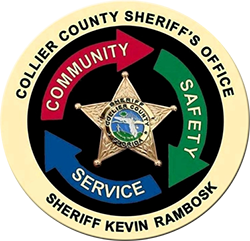 Collier County Sheriff's Office Badge