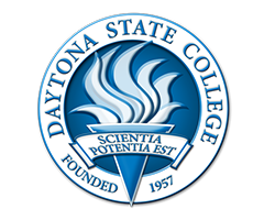 Daytona State College School of Emergency Services Badge