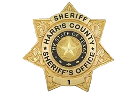 Harris County Sheriff's Office Academy Badge