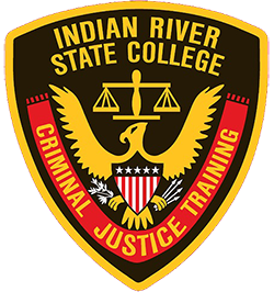 Indian River State College Criminal Justice Academy Badge
