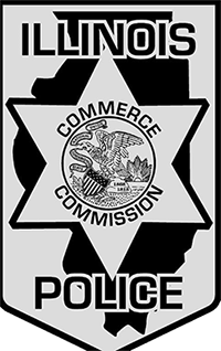 Illinois Commerce Commission Police Badge