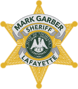 Lafayette Parish Sheriff's Office Badge