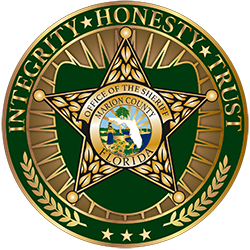Marion County Emergency Operations Center Badge