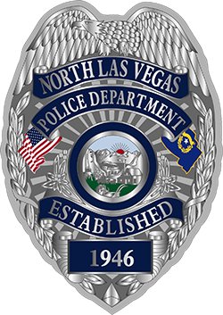 North Las Vegas Police Department - City Hall Badge