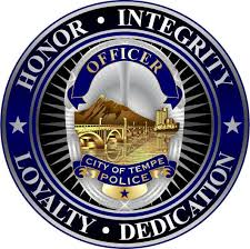 Tempe Police Department Badge