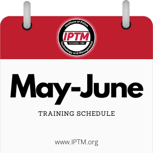 May-June Training Schedule